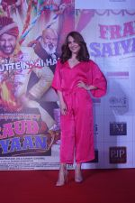 Elli Avram at the Song Launch of  Chamma Chamma For Film Fraud Saiyyan on 15th Dec 2018 (62)_5c175d732c0bc.JPG