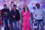 Elli Avram, Arshad Warsi at the Song Launch of  Chamma Chamma For Film Fraud Saiyyan on 15th Dec 2018 (35)_5c175d84ac38b.JPG