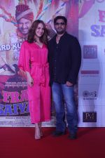 Elli Avram, Arshad Warsi at the Song Launch of  Chamma Chamma For Film Fraud Saiyyan on 15th Dec 2018 (43)_5c175d8c70d64.JPG
