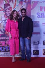 Elli Avram, Arshad Warsi at the Song Launch of  Chamma Chamma For Film Fraud Saiyyan on 15th Dec 2018 (44)_5c175d8e57c54.JPG