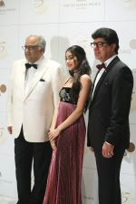Janhvi Kapoor, Boney Kapoor attends the 115th anniversary celebration of Taj Mahal Palace which was celebrated with A Black Tie Charity Ball in mumbai on 15th Dec 2018 (14)_5c174359da08f.jpg
