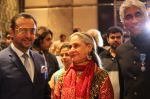 Jaya Bachchan at 2nd Indo-French Meeting Wherin film Industry Culture Exchange Between India on 15th Dec 2018 (14)_5c175c54521e0.jpg