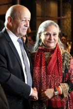 Jaya Bachchan at 2nd Indo-French Meeting Wherin film Industry Culture Exchange Between India on 15th Dec 2018 (17)_5c175c8933428.jpg