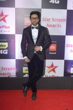 Ayushmann Khurrana at Red Carpet of Star Screen Awards 2018 on 16th Dec 2018 (28)_5c1891f1160bd.JPG