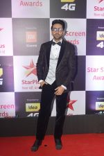 Ayushmann Khurrana at Red Carpet of Star Screen Awards 2018 on 16th Dec 2018 (30)_5c1891f574282.JPG