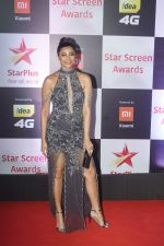 Daisy Shah at Red Carpet of Star Screen Awards 2018 on 16th Dec 2018