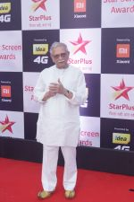 Gulzar at Red Carpet of Star Screen Awards 2018 on 16th Dec 2018 (4)_5c18927fb7ec9.JPG