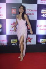 Jacqueline Fernandez at Red Carpet of Star Screen Awards 2018 on 16th Dec 2018