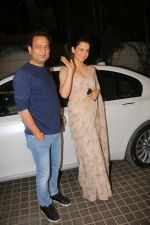Kangana Ranaut at the preview of Manikarnika trailer at The View in andheri on 17th Dec 2018 (2)_5c189e21ef0c5.JPG