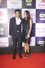 Prateik Babbar at Red Carpet of Star Screen Awards 2018 on 16th Dec 2018 (64)_5c1893b29194e.JPG