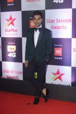 Rajkummar Rao at Red Carpet of Star Screen Awards 2018 on 16th Dec 2018 (81)_5c1893d0be2fb.JPG