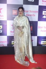 Rekha at Red Carpet of Star Screen Awards 2018 on 16th Dec 2018 (99)_5c18942307cf2.JPG