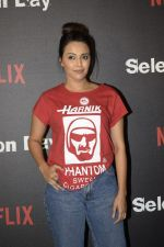 Swara Bhaskar at the Red Carpet of Netfix Upcoming Series Selection Day on 18th Dec 2018 (24)_5c19dff73c46c.JPG
