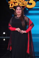 Geeta Kapoor at the Launch of Super Dancer Chapter 3 in Reliance studio filmcity goregaon on 19th Dec 2018