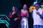 Geeta Kapoor, Shilpa Shetty, Anurag Basu at the Launch of Super Dancer Chapter 3 in Reliance studio filmcity goregaon on 19th Dec 2018