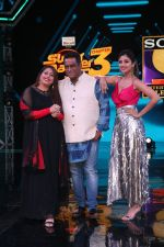 Geeta Kapoor, Shilpa Shetty, Anurag Basu at the Launch of Super Dancer Chapter 3 in Reliance studio filmcity goregaon on 19th Dec 2018 (20)_5c1b433d231d6.JPG