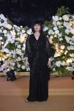Neeta Lulla at Priyanka Chopra and Nick Jonas at Wedding reception in Mumbai on 19th Dec 2018