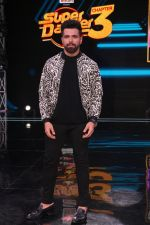 Rithvik Dhanjani at the Launch of Super Dancer Chapter 3 in Reliance studio filmcity goregaon on 19th Dec 2018
