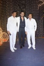 Abbas Mastan at Priyanka Chopra & Nick Jonas wedding reception in Taj Lands End bandra on 20th Dec 2018