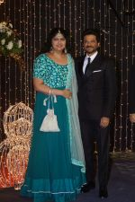Anil Kapoor at Priyanka Chopra & Nick Jonas wedding reception in Taj Lands End bandra on 20th Dec 2018