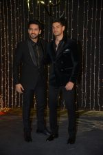 Armaan Malik, Sooraj Pancholi at Priyanka Chopra & Nick Jonas wedding reception in Taj Lands End bandra on 20th Dec 2018