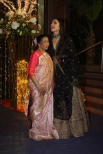 Asha  Bhosle at Priyanka Chopra & Nick Jonas wedding reception in Taj Lands End bandra on 20th Dec 2018 (1)_5c1c9c1f14d15.JPG