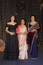 Asha Bhosle, Kajol at Priyanka Chopra & Nick Jonas wedding reception in Taj Lands End bandra on 20th Dec 2018 (82)_5c1c9c240d617.JPG