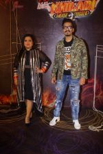 Bharti Singh, Haarsh Limbachiyaa at the Launch of COLORS Khatron Ke Khiladi on 20th Dec 2018 (65)_5c1c8a66eb3cd.JPG