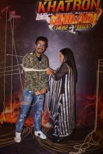 Bharti Singh, Haarsh Limbachiyaa at the Launch of COLORS Khatron Ke Khiladi on 20th Dec 2018 (76)_5c1c8a2f136af.JPG