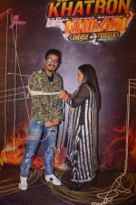 Bharti Singh, Haarsh Limbachiyaa at the Launch of COLORS Khatron Ke Khiladi on 20th Dec 2018 (77)_5c1c8a748dabe.JPG