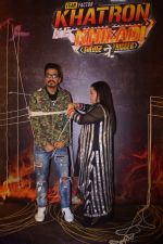 Bharti Singh, Haarsh Limbachiyaa at the Launch of COLORS Khatron Ke Khiladi on 20th Dec 2018 (79)_5c1c8a76d6a54.JPG