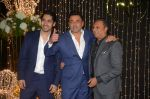 Bobby Deol at Priyanka Chopra & Nick Jonas wedding reception in Taj Lands End bandra on 20th Dec 2018