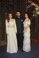 Dia Mirza at Priyanka Chopra & Nick Jonas wedding reception in Taj Lands End bandra on 20th Dec 2018