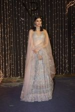 Diana Penty at Priyanka Chopra & Nick Jonas wedding reception in Taj Lands End bandra on 20th Dec 2018