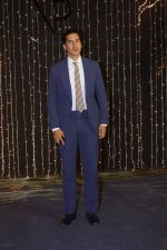 Dino Morea at Priyanka Chopra & Nick Jonas wedding reception in Taj Lands End bandra on 20th Dec 2018