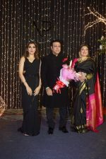 Govinda at Priyanka Chopra & Nick Jonas wedding reception in Taj Lands End bandra on 20th Dec 2018