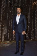 Harman Baweja at Priyanka Chopra & Nick Jonas wedding reception in Taj Lands End bandra on 20th Dec 2018
