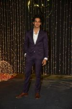 Ishaan Khattar at Priyanka Chopra & Nick Jonas wedding reception in Taj Lands End bandra on 20th Dec 2018