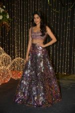 Janhvi Kapoor at Priyanka Chopra & Nick Jonas wedding reception in Taj Lands End bandra on 20th Dec 2018