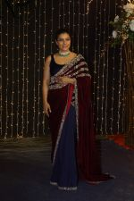 Kajol at Priyanka Chopra & Nick Jonas wedding reception in Taj Lands End bandra on 20th Dec 2018