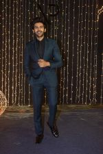 Kartik Aaryan at Priyanka Chopra & Nick Jonas wedding reception in Taj Lands End bandra on 20th Dec 2018