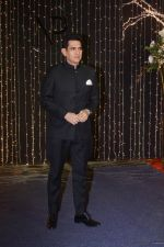 Omung Kumar at Priyanka Chopra & Nick Jonas wedding reception in Taj Lands End bandra on 20th Dec 2018