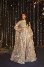 Parineeti Chopra at Priyanka Chopra & Nick Jonas wedding reception in Taj Lands End bandra on 20th Dec 2018