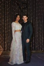 Priyanka Chopra & Nick Jonas wedding reception in Taj Lands End bandra on 20th Dec 2018