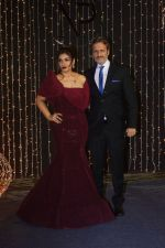 Raveena Tandon at Priyanka Chopra & Nick Jonas wedding reception in Taj Lands End bandra on 20th Dec 2018