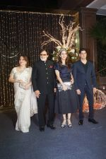 Sanjay Khan at Priyanka Chopra & Nick Jonas wedding reception in Taj Lands End bandra on 20th Dec 2018