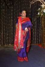Shabana Azmi at Priyanka Chopra & Nick Jonas wedding reception in Taj Lands End bandra on 20th Dec 2018