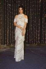 Sophie Choudry at Priyanka Chopra & Nick Jonas wedding reception in Taj Lands End bandra on 20th Dec 2018