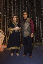Subhash Ghai at Priyanka Chopra & Nick Jonas wedding reception in Taj Lands End bandra on 20th Dec 2018