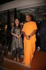 Soha Ali Khan, Gaur Gopal Das  at the Crossword Book Awards in Royal Opera House, Mumbai on 21st Dec 2018 (23)_5c1de82452d94.JPG